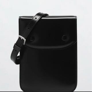マルタンマルジェラ(Maison Martin Margiela)のMAISON MARGIELA 20ss LeatherShoulder Bag(トートバッグ)