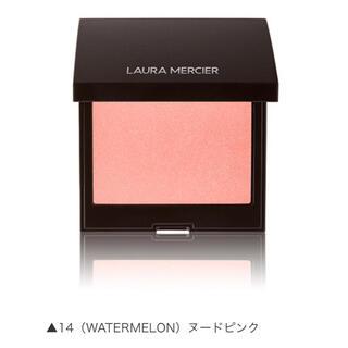 laura mercier - ローラメルシエ♡ブラッシュカラーインフュージョン♡チーク♡新色♡