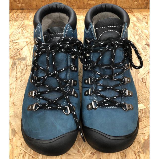 KEEN(キーン)のKEEN キーン ブーツ アウトドア 24cm ネイビー レディースの靴/シューズ(ブーツ)の商品写真