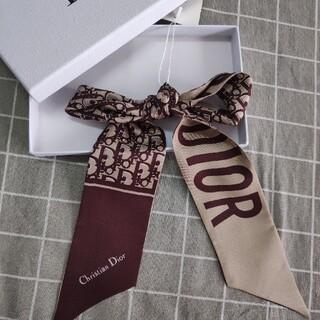 クリスチャンディオール(Christian Dior)のDior デイオール スカーフ 即発(バンダナ/スカーフ)