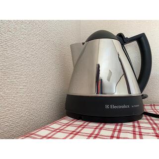 エレクトロラックス(Electrolux)のエレクトロラックス 電気ケトル(2005年製)(電気ケトル)