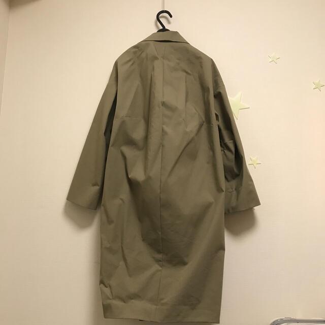 ENFOLD(エンフォルド)のENFOLD コクーンコート レディースのジャケット/アウター(チェスターコート)の商品写真