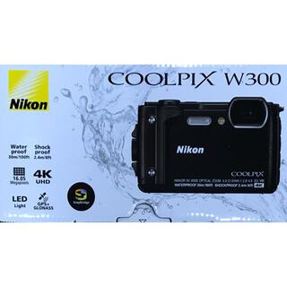 Nikon - Nikon COOLPIX W300
