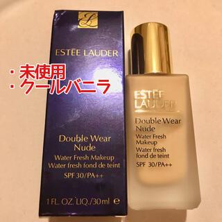 Estee Lauder - エスティローダー★ダブルウェアリキッドファンデーション/ESTEELAUDER
