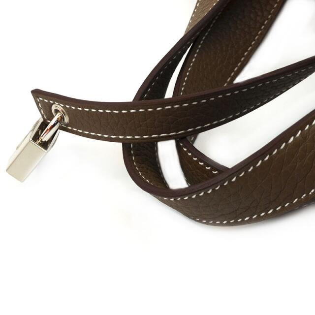 Hermes(エルメス)のエルメス HERMES ピコタンロックPM ハンドバッグ レディース【中古】 レディースのバッグ(ハンドバッグ)の商品写真