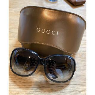 Gucci - 国内正規品 GUCCI サングラス ケース付き GG2992/F/S