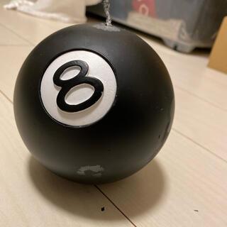 ステューシー(STUSSY)のステューシー キャンドルMarket Stussy 8 Ball  STUSSY(キャンドル)