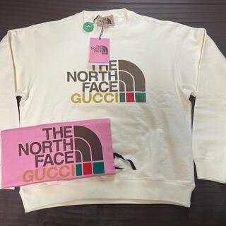 Gucci - GUCCI the north face コラボ スウェット トレーナー S