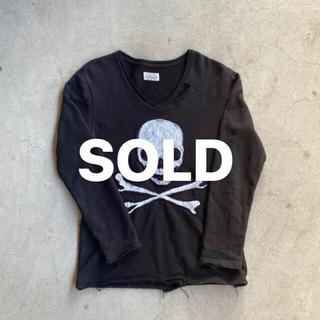 アートヴィンテージ(ART VINTAGE)のUSED Long sleeve t-shirt(Tシャツ/カットソー(七分/長袖))