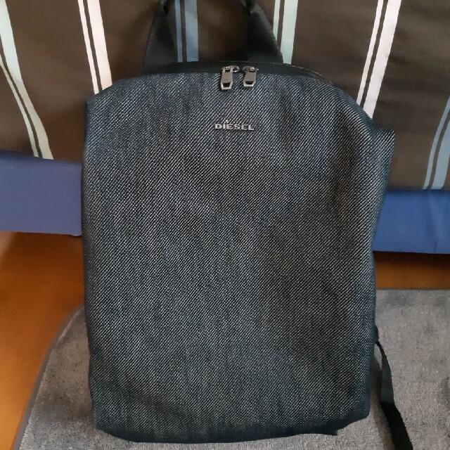 DIESEL(ディーゼル)のdiesel デニム バッグパック リュック メンズのバッグ(バッグパック/リュック)の商品写真