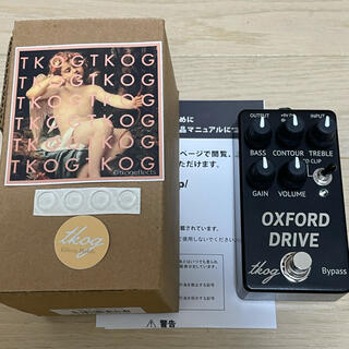 tkog Oxford drive(エフェクター)