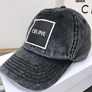 celine - Celine キャップ ブラック #2