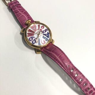 ガガミラノ(GaGa MILANO)のGaGa MILANO マニュアーレ 40(腕時計)