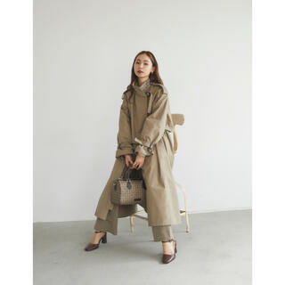 TODAYFUL - RANDEBOO RB monogram trench coat