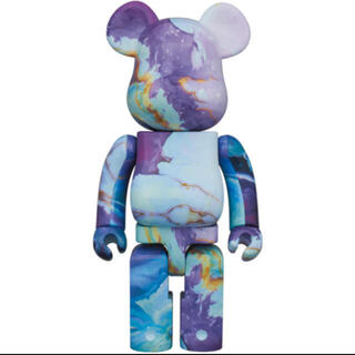 BE@RBRICK marble 400% 新品未開封(その他)