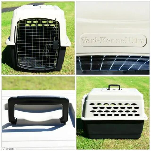 新品未使用アウトレット品 ペットメイト犬 キャリー 航空輸送 その他のペット用品(犬)の商品写真