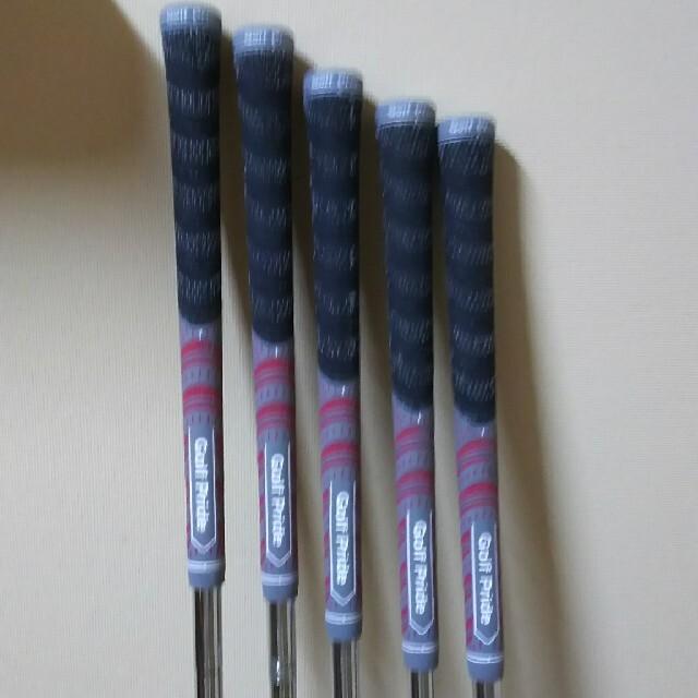 Titleist(タイトリスト)のタイトリストT100アイアン 6~P 5本‼️ スポーツ/アウトドアのゴルフ(クラブ)の商品写真