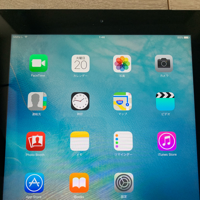 iPad(アイパッド)のiPad 3世代 Wi-Fiモデル 16GB  スマホ/家電/カメラのPC/タブレット(タブレット)の商品写真