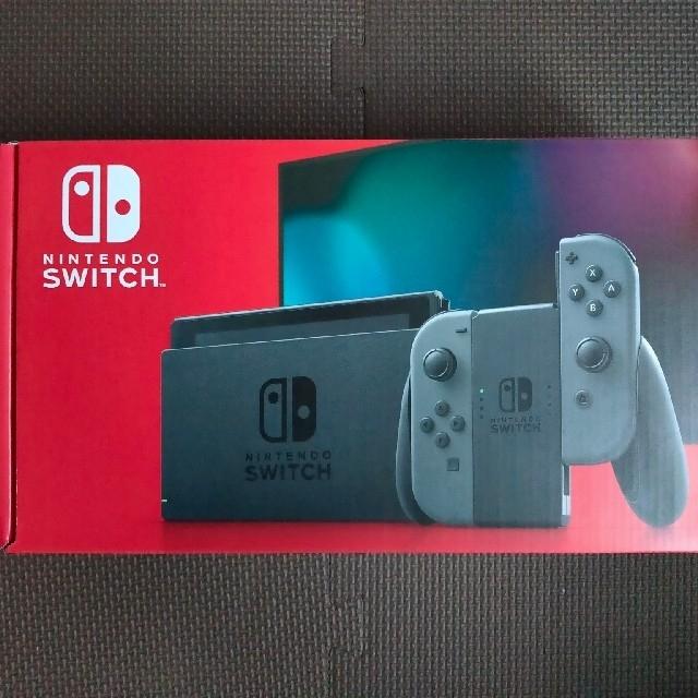 Nintendo Switch(ニンテンドースイッチ)のNintendo Switch ニンテンドースイッチ本体 エンタメ/ホビーのゲームソフト/ゲーム機本体(家庭用ゲーム機本体)の商品写真