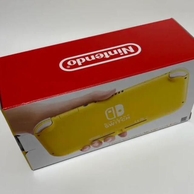 Nintendo Switch(ニンテンドースイッチ)のSwitchライト 本体 エンタメ/ホビーのゲームソフト/ゲーム機本体(家庭用ゲーム機本体)の商品写真