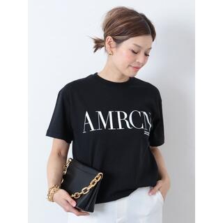 L'Appartement DEUXIEME CLASSE - 【AMERICANA】 AMRCN Tシャツ Deuxieme Classe