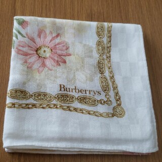 BURBERRY - BURBERRY バーバリー ハンカチ