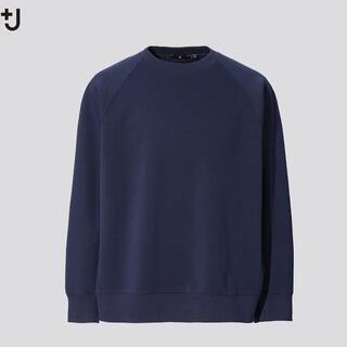 UNIQLO - UNIQLO +J ユニクロ プラスJ ドライスウェットシャツ ジルサンダー L