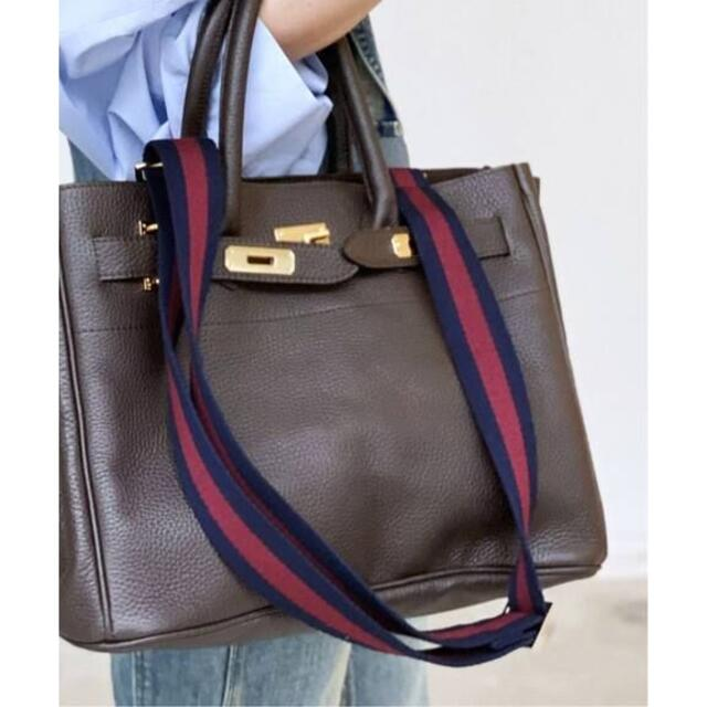 L'Appartement DEUXIEME CLASSE(アパルトモンドゥーズィエムクラス)のL'Appartement【SITA PARANTICA】Tote Bag レディースのバッグ(トートバッグ)の商品写真