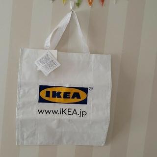 IKEA - 昔のシリーズ 新品 IKEA イケア エコバック クラムビー