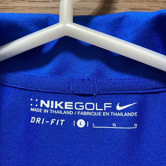NIKE(ナイキ)のNIKEゴルフ 半袖シャッツ スポーツ/アウトドアのゴルフ(ウエア)の商品写真