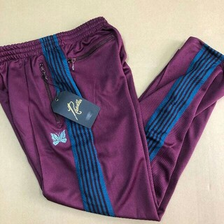 Needles - NEEDLES メンズ 刺繍 スポーツパンツ mサイズ