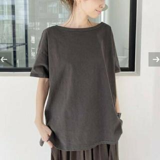 L'Appartement DEUXIEME CLASSE - アパルトモン REMI RELIEF レミレリーフTシャツ