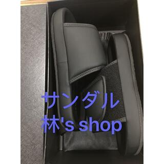 yeezy season 7 graphite neoprene slipper(サンダル)