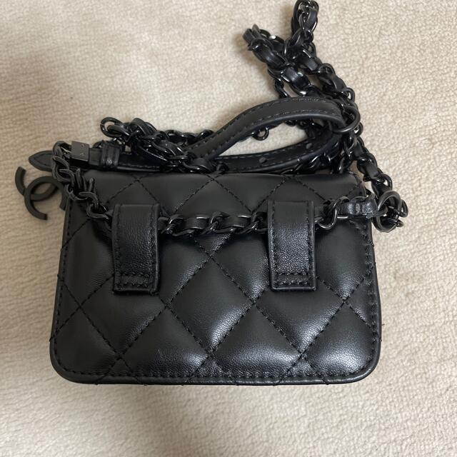 CHANEL(シャネル)のCHANELウエストポーチ レディースのバッグ(ボディバッグ/ウエストポーチ)の商品写真