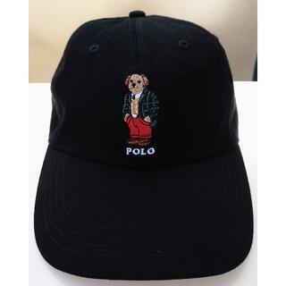 POLO RALPH LAUREN - 【定番】ポロラルフローレン ポロベアー キャップ 送料無料 ブラック