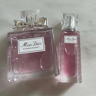 Christian Dior - ミスディオール ブルーミングブーケ100ml ローズ&ローズ ローラーパール