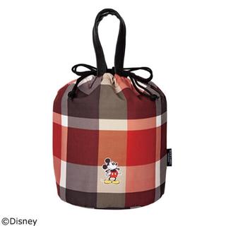 ミッキーマウス - ミッキーデザインの保冷保温バッグ sweet5月号 増刊 付録