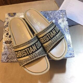 Christian Dior - クリスチャンディオール サンダル