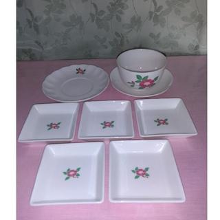 シセイドウ(SHISEIDO (資生堂))の資生堂 つばき 小皿 カップ&ソーサー(食器)