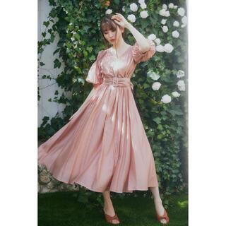 【新品】Herlipto Airy Volume Sleeve Dress