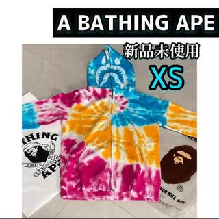 アベイシングエイプ(A BATHING APE)の【早い者勝ち‼️】a bathing ape bape shark 新品(パーカー)