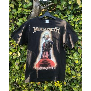 FEAR OF GOD - 【90s anvil US製】 MEGADETH  バンドTシャツ バンT