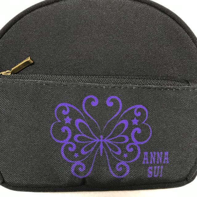 ANNA SUI(アナスイ)の【即購入可能】ANNA SUI✖️ハローキティコラボ ポーチ/タグ付未使用/ レディースのファッション小物(ポーチ)の商品写真
