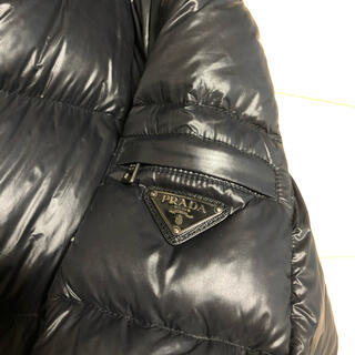 PRADA - PRADA プラダ ダウンジャケット サイズ50