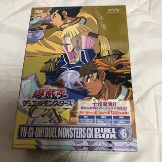 ユウギオウ(遊戯王)の遊☆戯☆王デュエルモンスターズGX DVDシリーズ DUEL BOX 6 DVD(アニメ)