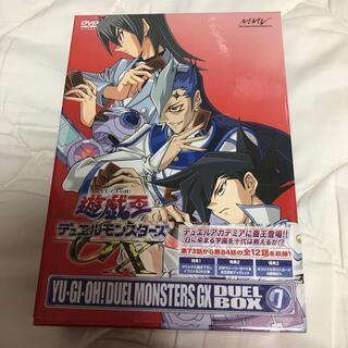 ユウギオウ(遊戯王)の遊☆戯☆王デュエルモンスターズGX DVDシリーズ DUEL BOX 7 DVD(アニメ)