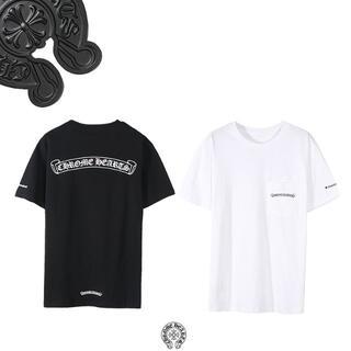 Chrome Hearts - 2枚9000円 クロムハーツ 男女兼用 Tシャツ TX32