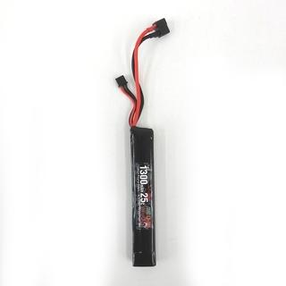アザー(other)のリポバッテリー 1300mAh 25c lipo TOPLINE Tコネクター(その他)