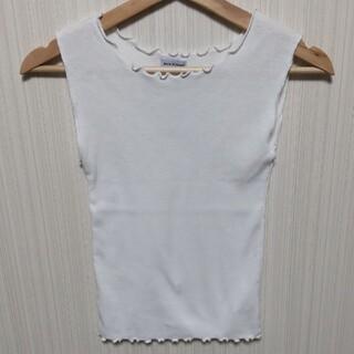 バックナンバー(BACK NUMBER)のバックナンバーキッズ リブカットソー カットソー(Tシャツ/カットソー)