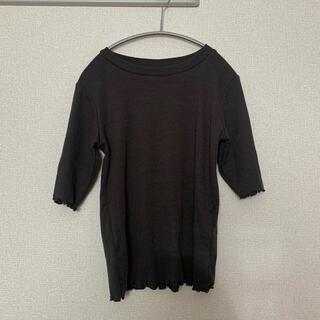 ナノユニバース(nano・universe)のHealthKnit リブTシャツ(Tシャツ(半袖/袖なし))
